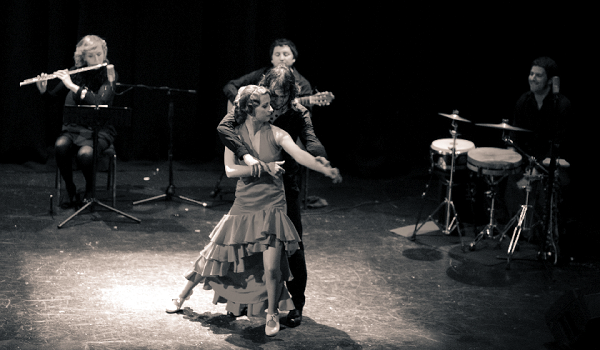 Flamenco Gypsy Music And Dance Band