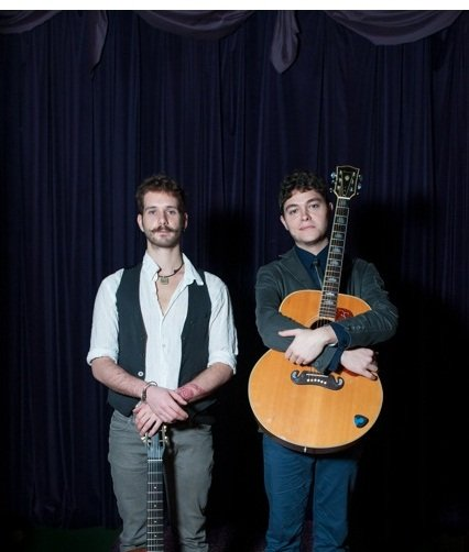 The Dynamite Duo Gypsy Jazz Band