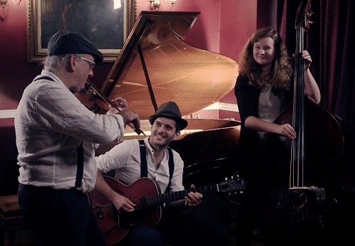 The Jones Swing, Jazz & Gypsy Trio