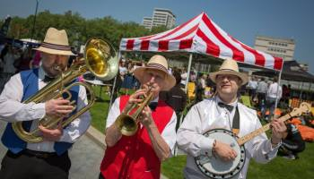 Hire a New Orleans Dixieland Style Jazz Band in London