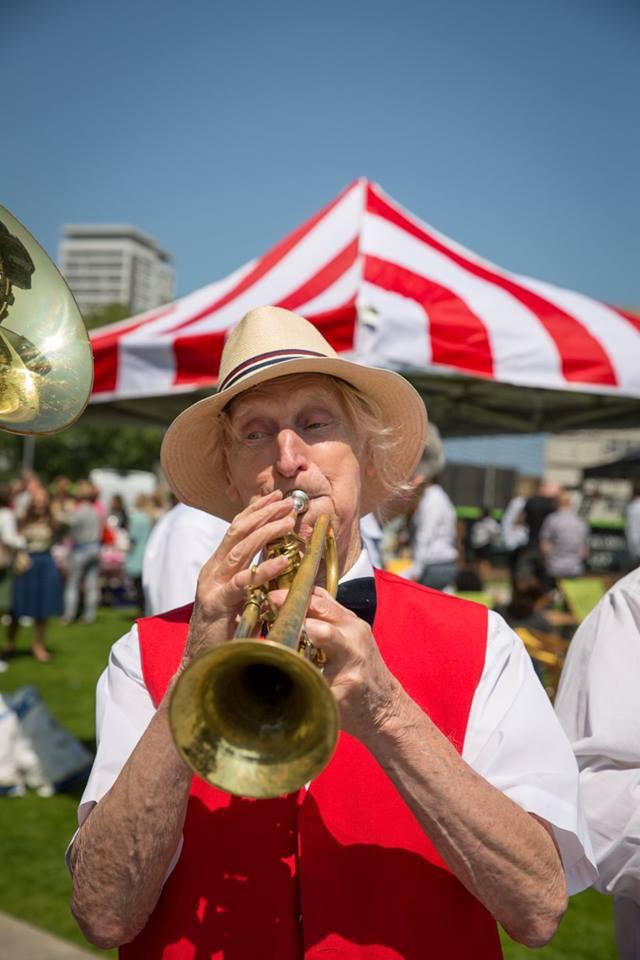 Solo-Trumpet-Busker-London