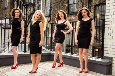 All Female Vocal Quartet For Hire