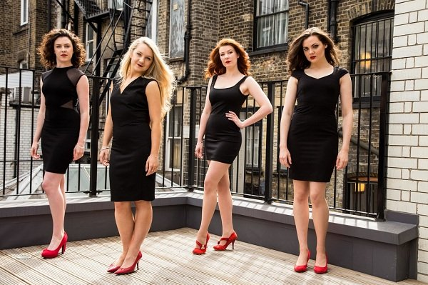 All Female Vocal Quartet For Hire
