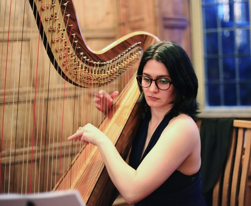 Professional UK Harpist