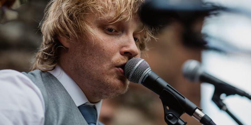 Ed Sheeran Singer