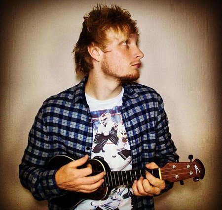 Ed Sheeran Tribute Act