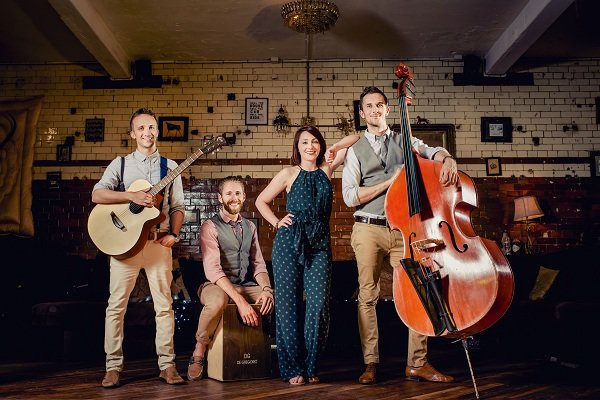 Hire An Acoustic Quartet Band In London