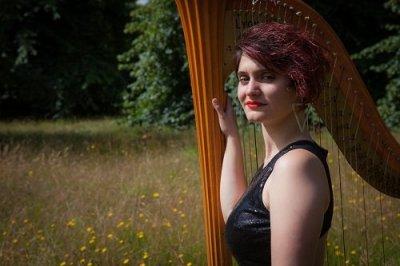 Solo Harpist In London