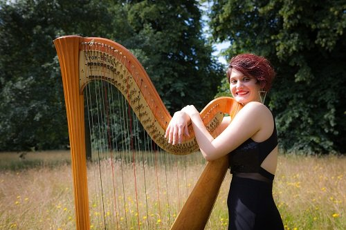 Solo Harpist For Hire In London