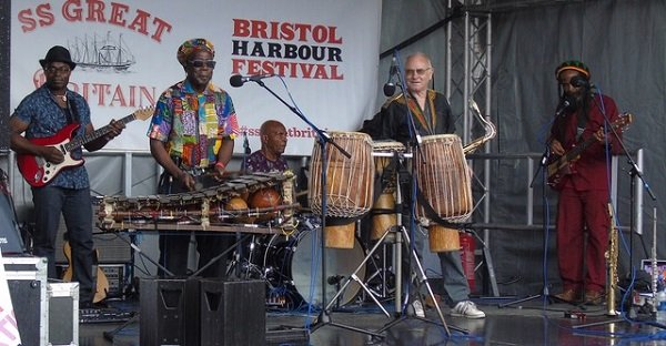 Afro Caribbean Band In London For Events,Parties & Festivals