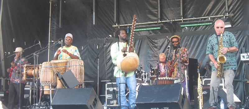 Hire An Afro Caribbean Band In London