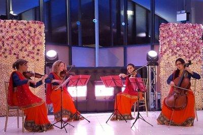 Bombay Girls Quartet In London