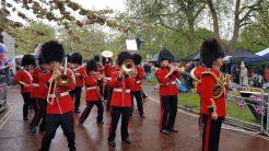 Marching Band Dancing