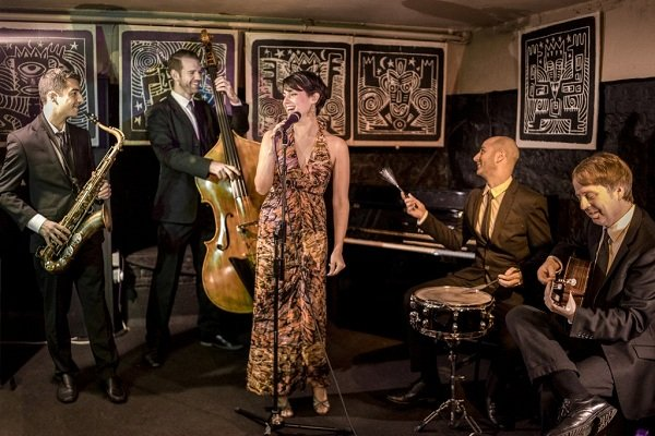 Acoustic Jazz Band In London