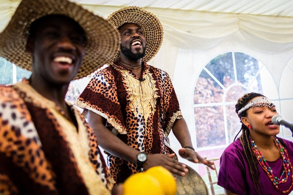 African Entertainers