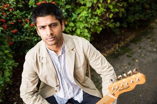 Solo Jazz Guitarist London