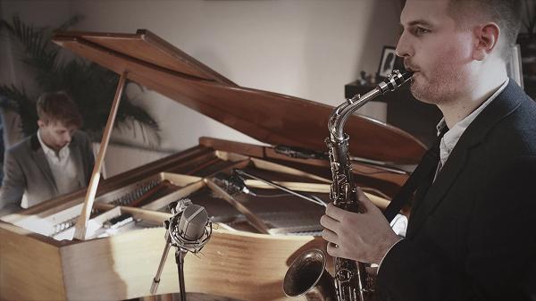The Shining Hour - Piano Saxophone Duo