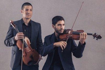 The International Violin Viola Duo