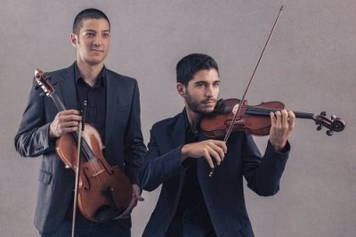 The International Violin Viola Duo