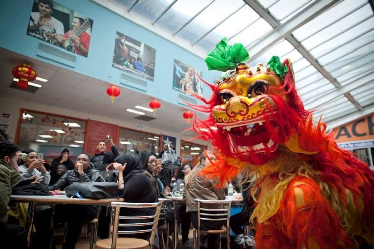 Chinese-Lions-Hire-London