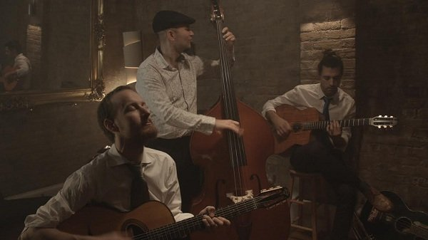 Gypsy Jazz Trio