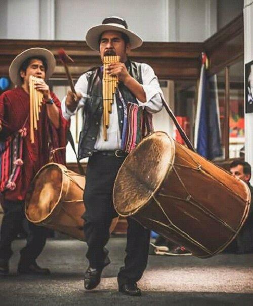 Peruvian Musicians London