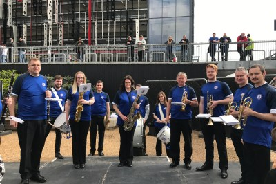 Chelsea Brass Band 2017