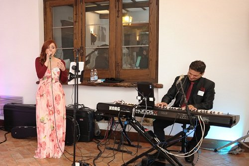 The Smooth Sound Duo Band London - Music for London