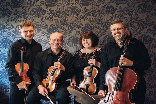 Diversity String Quartet London