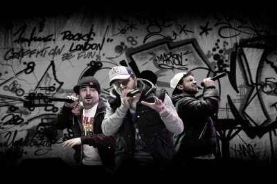 The Locked Beats Beat Boxing Trio - Music for London