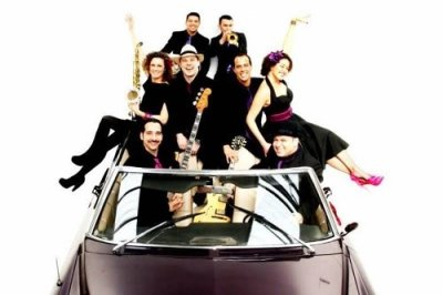 Book The Funksters London Party Band - Music for London
