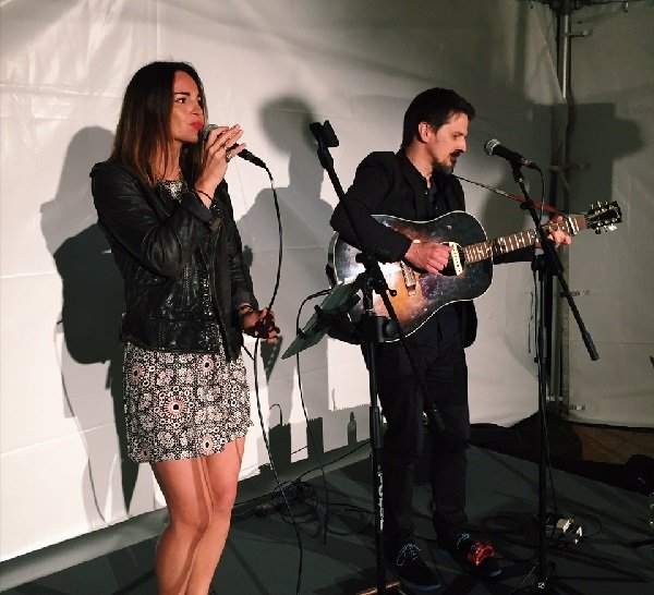 The Bossa Acoustic Duo