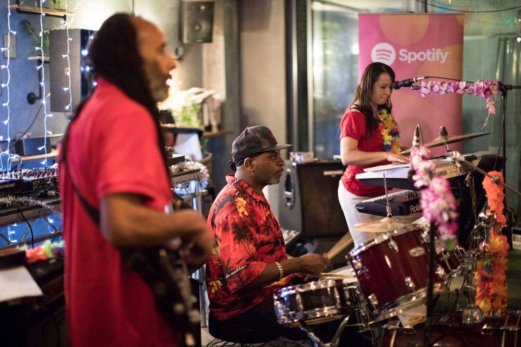Calypso Live Band