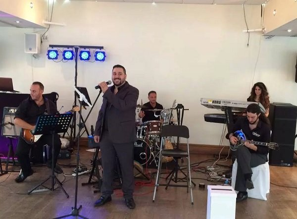 The Traditional Greek Wedding Band - Music for London