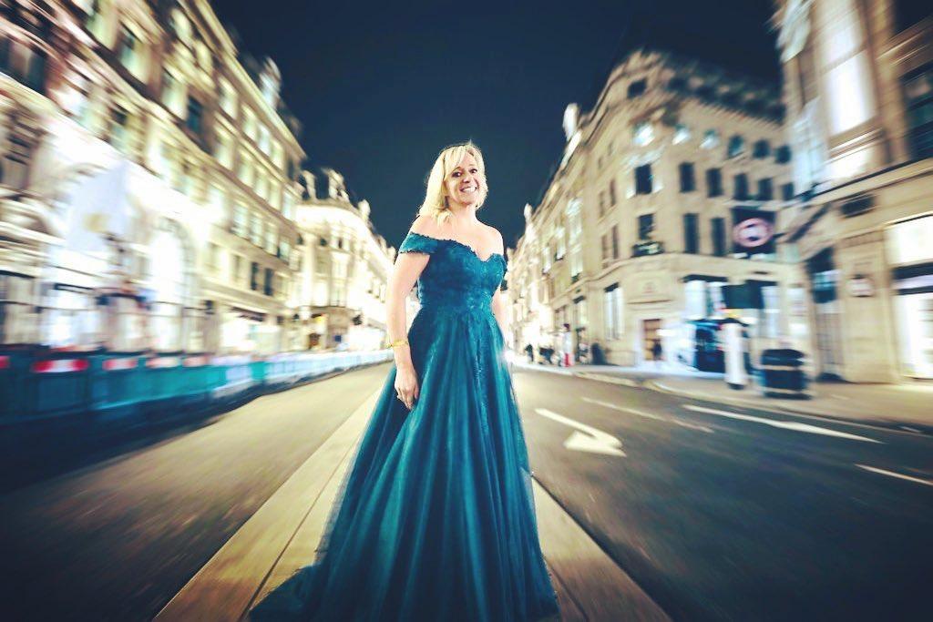 London Opera Singer