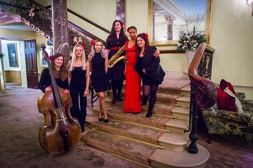 Book Jazz City - All Female Jazz Band - Music for London
