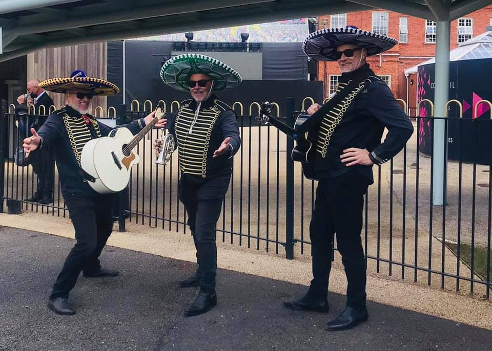 Mariachi Band for Carnivals