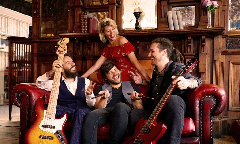 Rock Blues Live Band Hire