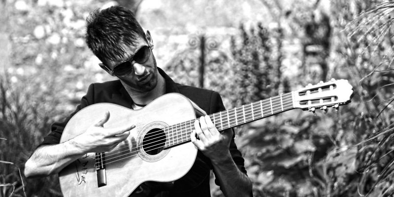 Spanish Style Guitar Player Hire
