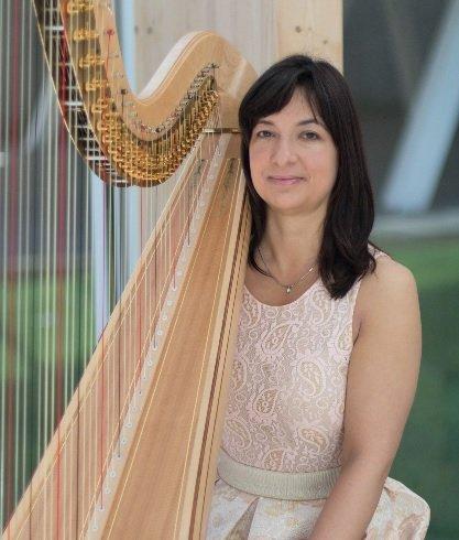 London Wedding Harpist