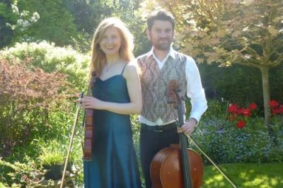 Violin Cello Duo For Hire in London - Music for London