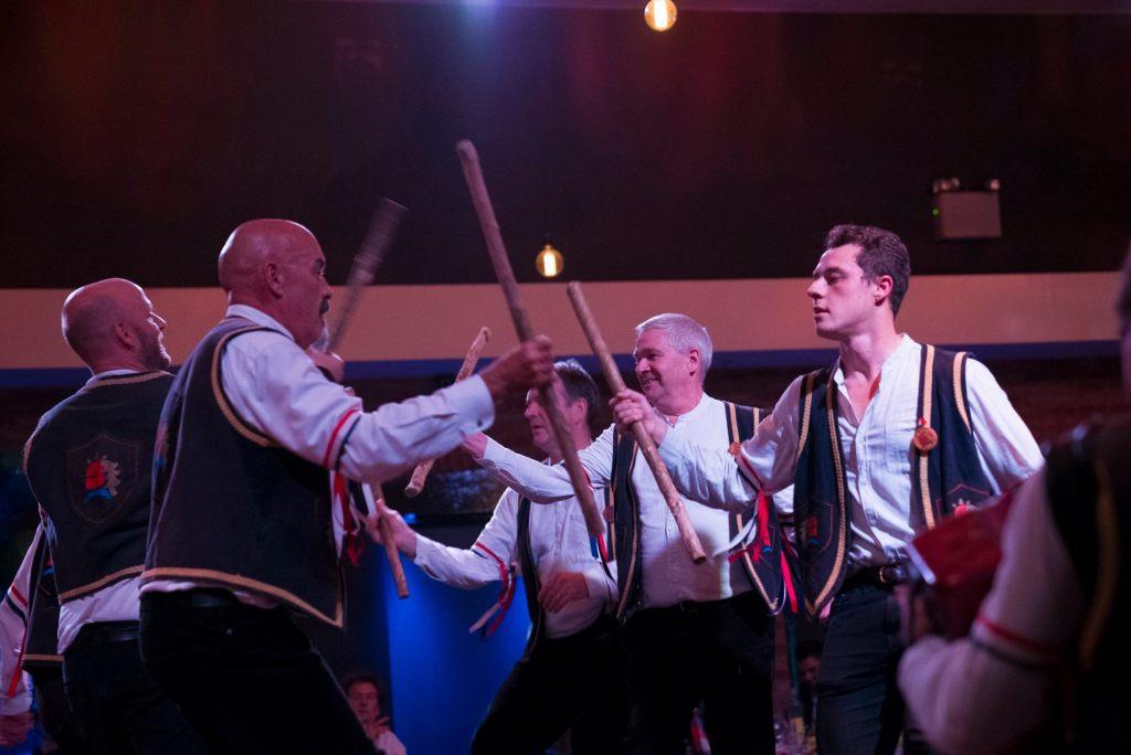 London Morris Dancers