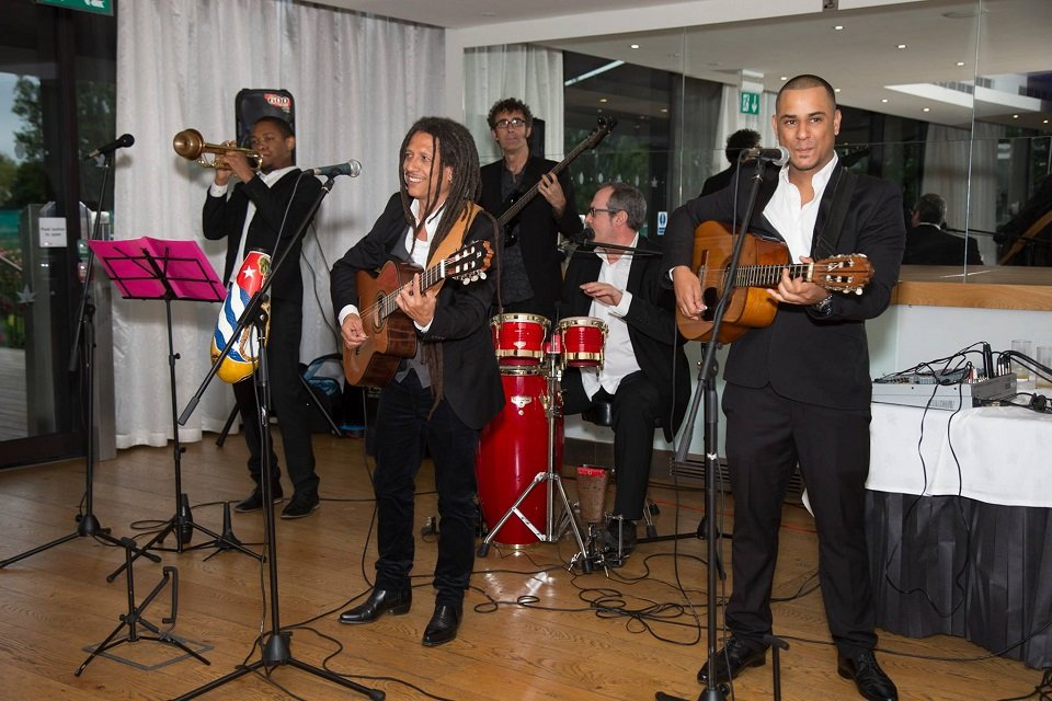 Cuban Band Hire in London