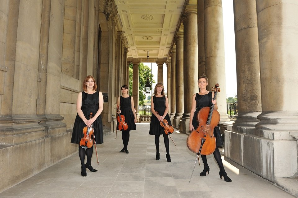 Book The London Ladies String Quartet - Music for London