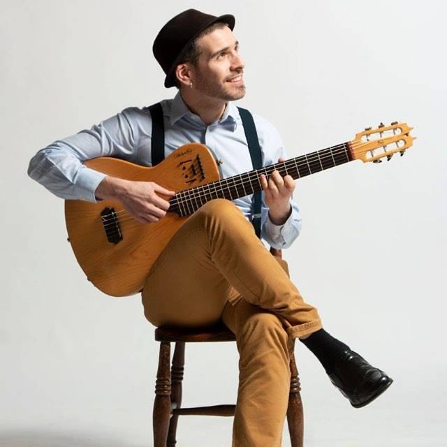 Solo-Latin Musician-Edinburgh