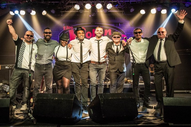 Book An 8 Piece London Ska Band - Music for London
