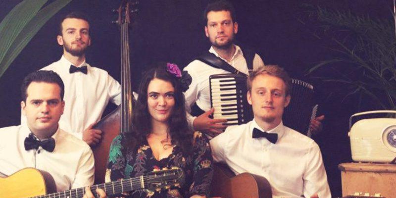 Gypsy Jazz Band in London