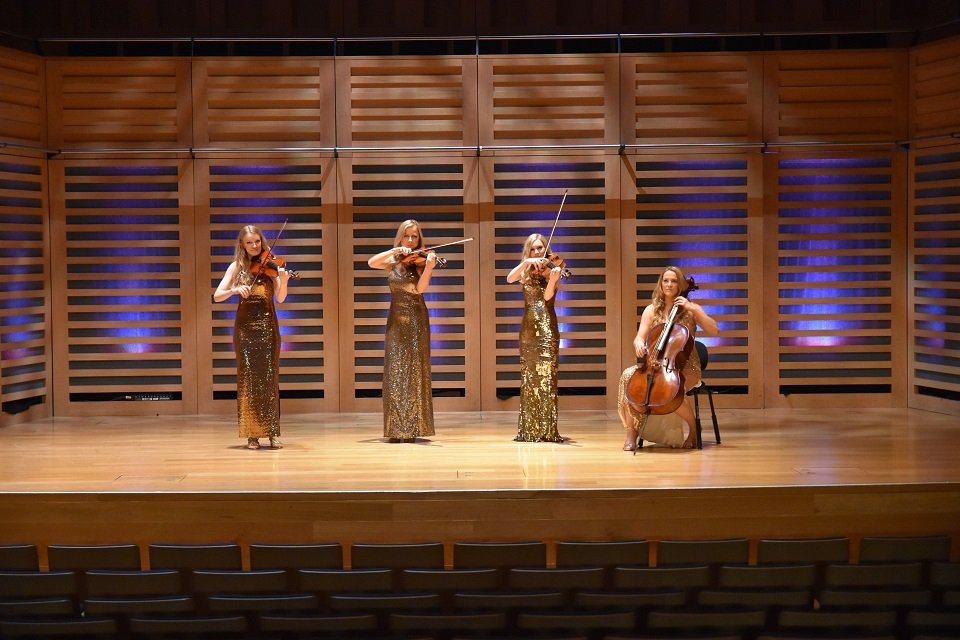 Beautiful, Elegant & Classy String Quartet.
