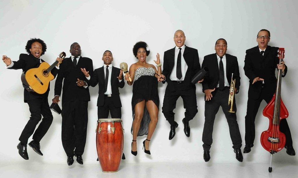 Hire London Salsa Band