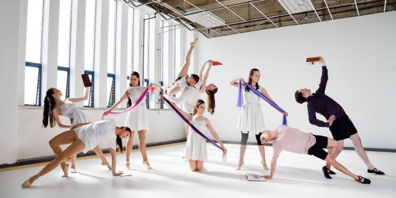 The Double Dancers Dance Company - Music for London
